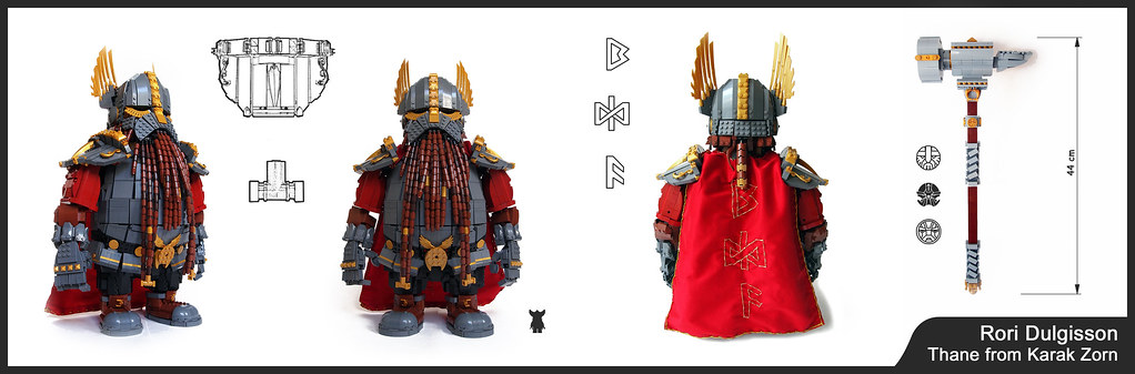 Dwarf Thane concept