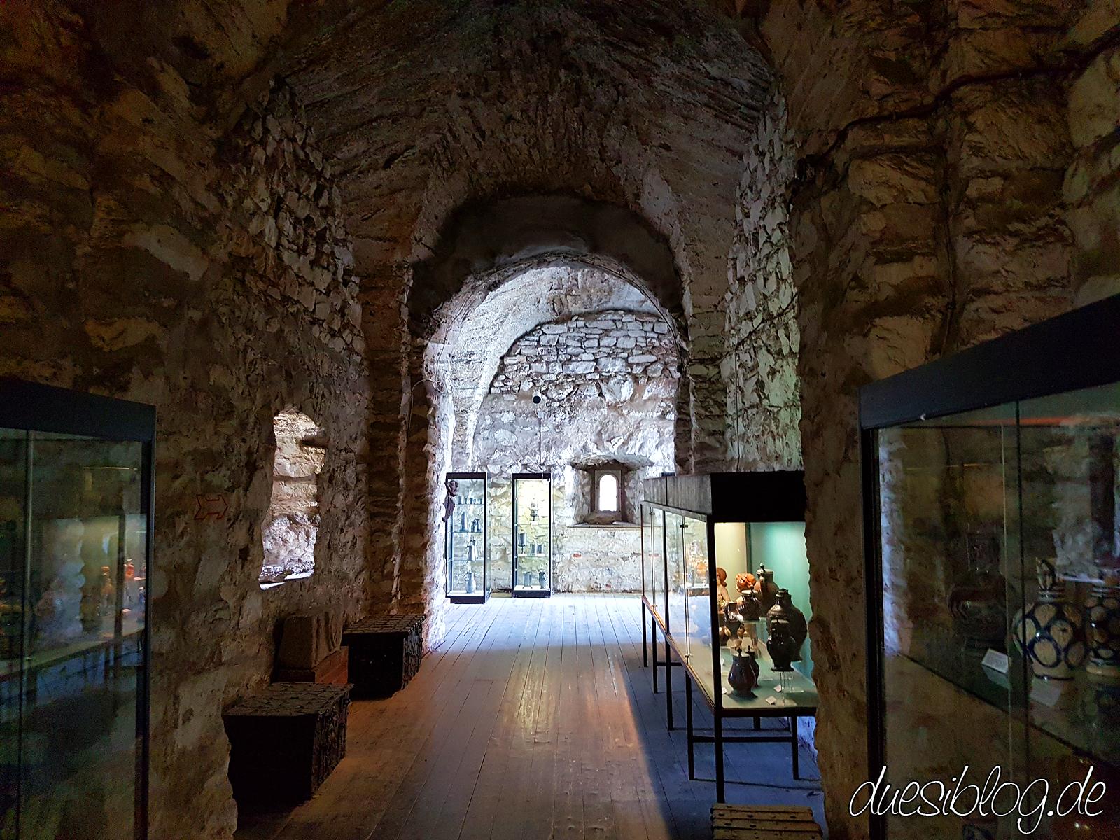 Ruedesheim Weinmuseum Broemserburg Rheingau Travelblog duesiblog 11