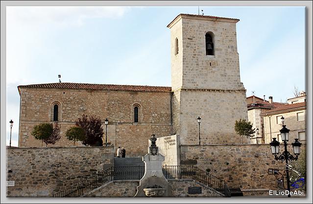 Pueblos mas bonitos de España en Burgos Caleruega (5)