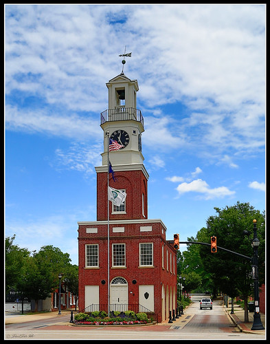 winnsborosc winnsboro clocktower smalltown
