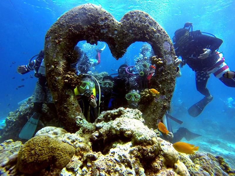 Buyong Dive Site