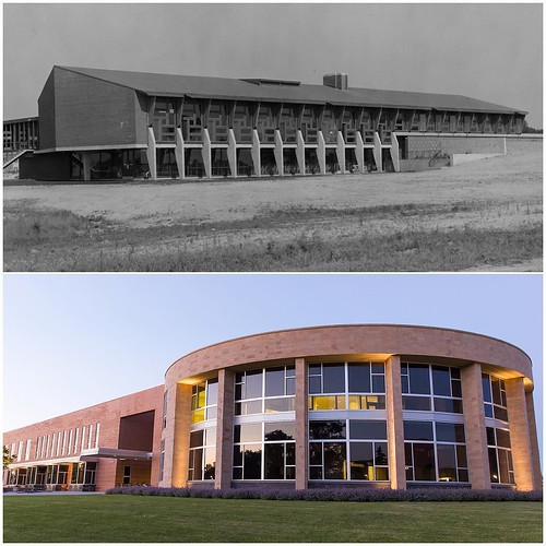 Then & Now: The Union! Valpo has always valued the idea of a community center to serve our students, faculty, staff, and guests. In 2009, the University embraced that idea when creating Harre Union, as part of the Our Valpo, Our Time Campaign. With worksp
