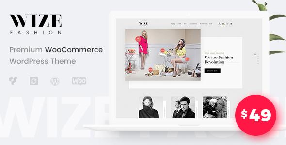 WizeStore v1.0.4 – WooCommerce Multipurpose Responsive Theme