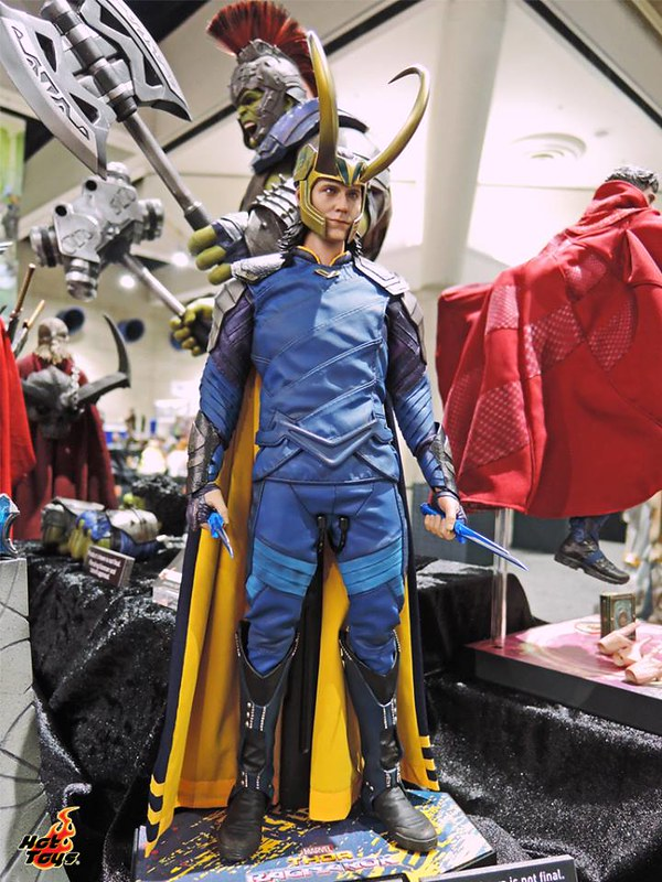 THOR: RAGNAROK by Hot Toys Revealed at San Diego Comic Con 2017