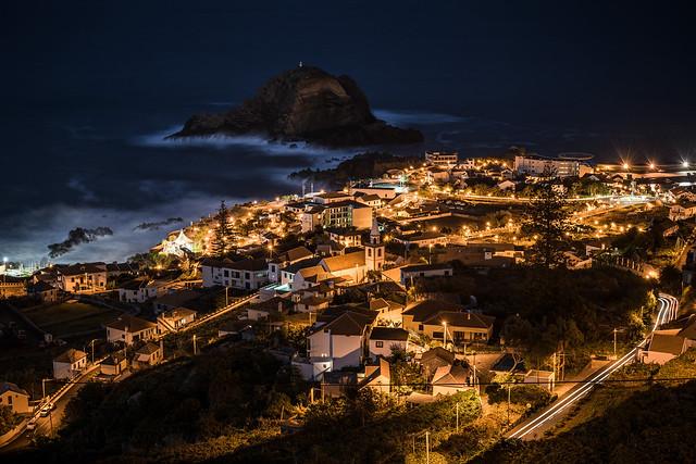 Madeira - Porto Moniz, Nikon D810, AF-S Nikkor 70-200mm f/4G ED VR