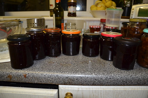 cherry and gooseberry jam July 17 (6)