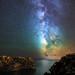 Menorcan Milky Way by ben.leng
