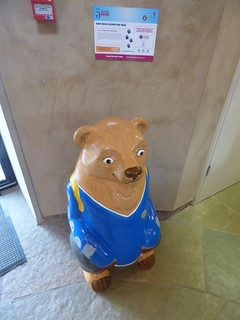 The Big Sleuth presents The Little Bears Detective Club - Blakesley Hall - Rory Rights Respecting Bear