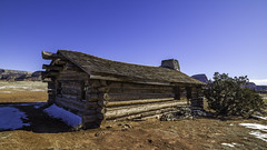 Ghost Ranch Cabin