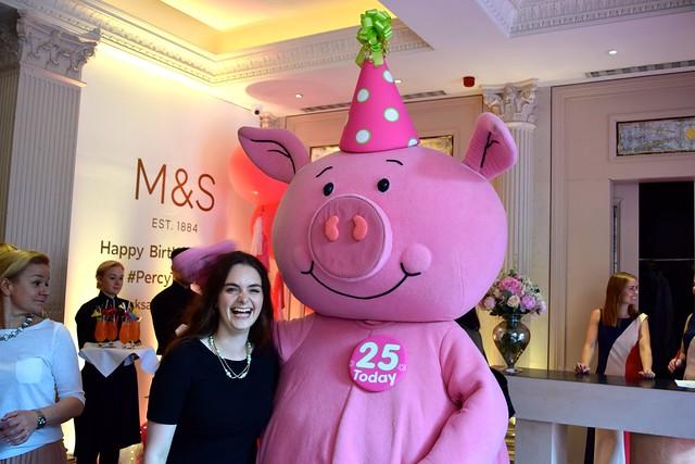 Percy Pig's 25th Birthday Party   www.rachelphipps.com @rachelphipps