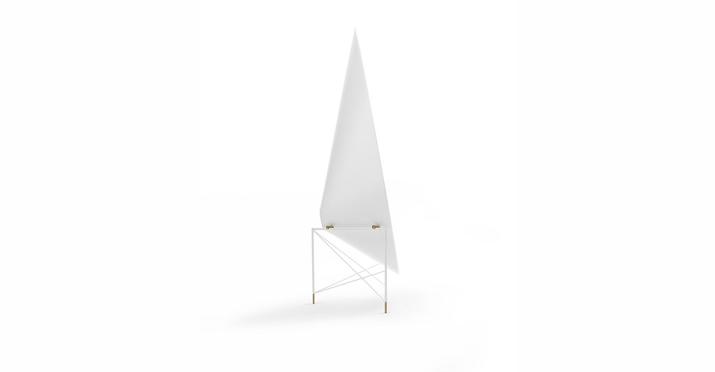 Freestanding mirror by Lithuanian architecture studio Heima for design brand jot.jot. Sundeno_06