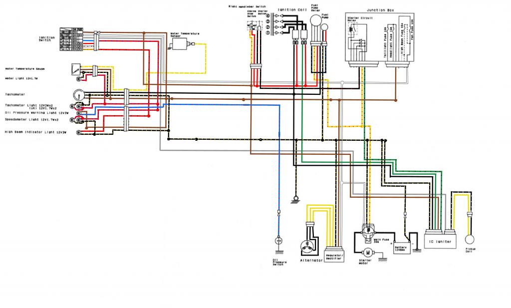 35412789764_b7d0cc7a49_b zxr 400 l1 l4 uk full colour wiring race loom mods www xr400 wiring diagram at gsmportal.co