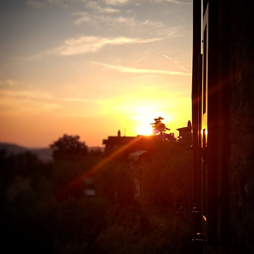 Tramonto di Toscana
