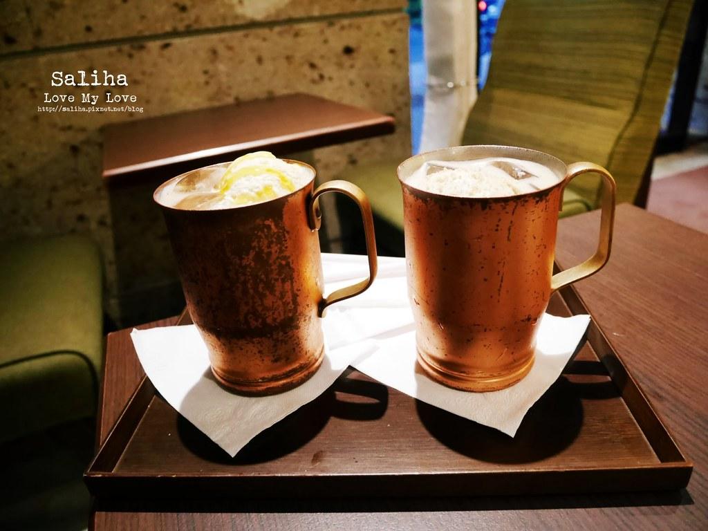 台北東區不限時下午茶咖啡館餐廳推薦上島咖啡 (13)