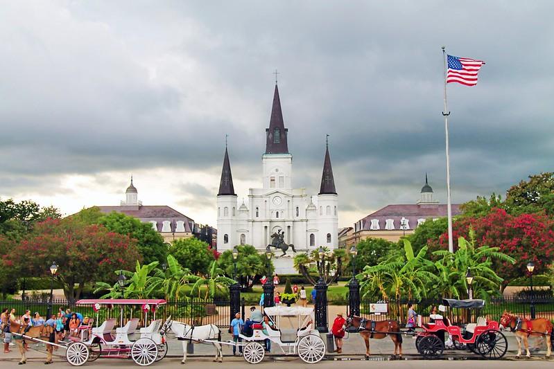 Roteiro de 3 dias em New Orleans
