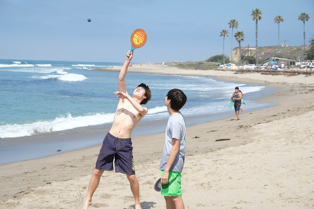 2017-07-22 San Onofre Beach Camping