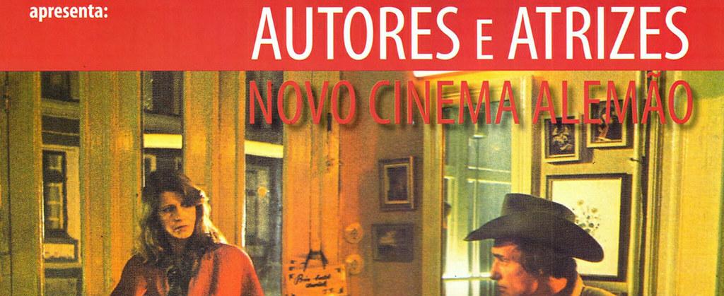 Autores e Atrizes: Novo Cinema Alemão