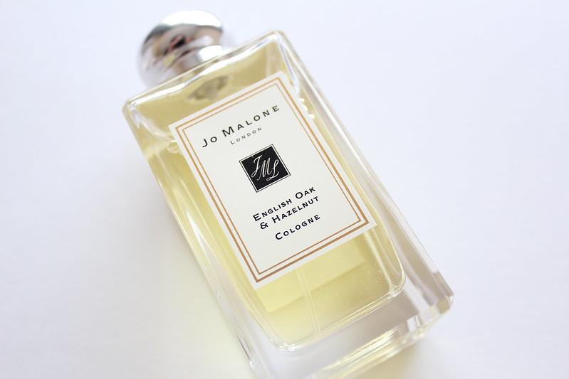 Jo Malone English Oak and Hazelnut review