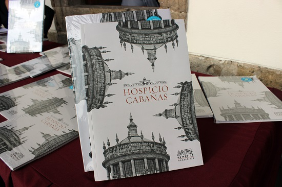Presenta revista Artes de México número dedicado al Hospicio Cabañas julio 2017