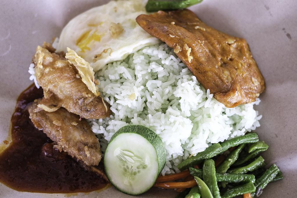 Chong Pang Food Centre: Wan Xing Nasi Lemak