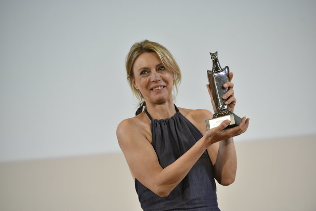 MARGHERITA BUY AL GIFFONI FILM FESTIVAL