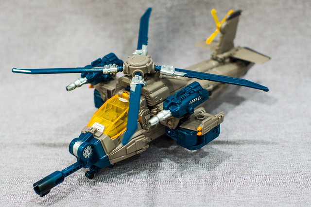 Vortex Helicopter Mode 1