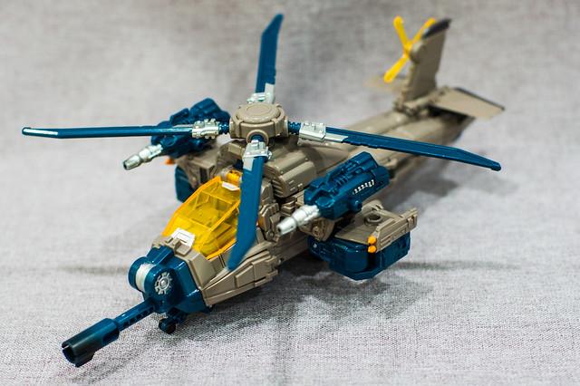 Vortex Helicopter Mode 1