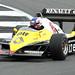 Alain Prost's 1983 Renault Sport F1 car