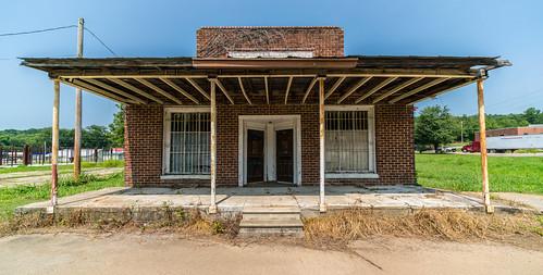 Old Building in Garden City, AL