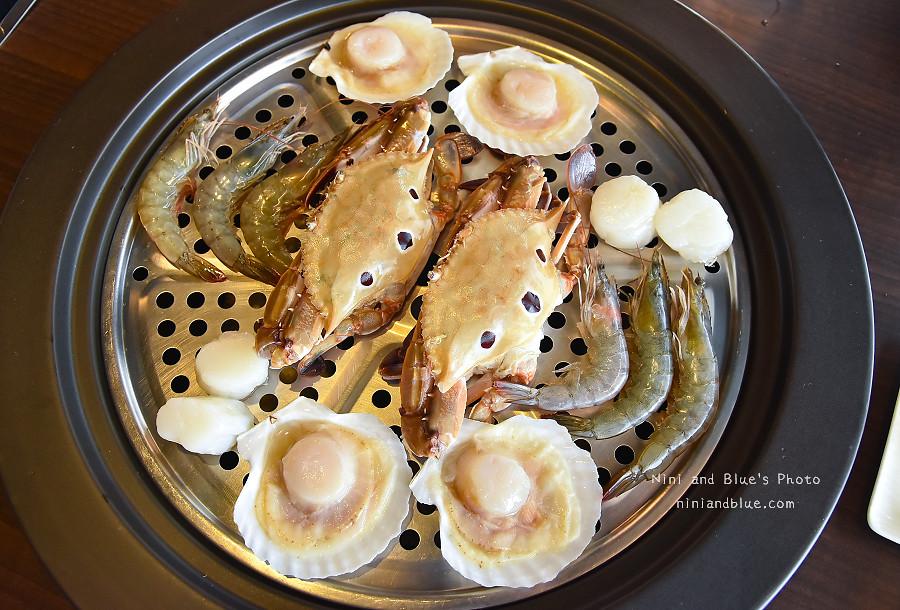草屯海鮮鍋一品蒸料亭海產聚餐餐廳15