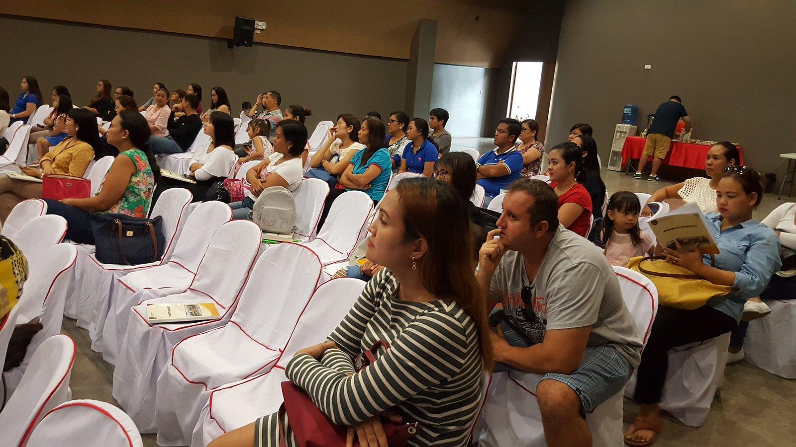 Parents' Orientation & Meet and Greet Preschool