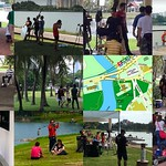 Kallang River filming