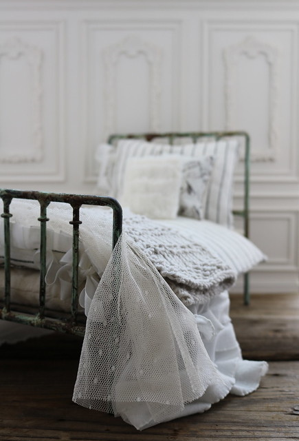 Bedlinens on a dream-come-true bed