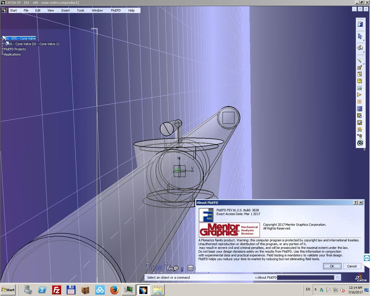 working with FloEFD.16.2.v3828.CatiaV5.Win64 full