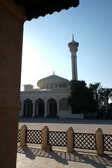 Old Town Dubai Mosque