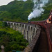 Hogwarts Express aka Jacobite 45212 at Glenfinnan Viaduct