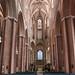 Lüneburg: Mittelschiff der St. Nicolai-Kirche - Central nave of St. Nicholas' Church by riesebusch