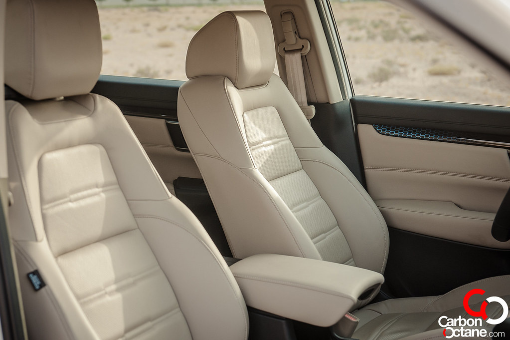 2017 Honda CRV Review - CarbonOctane