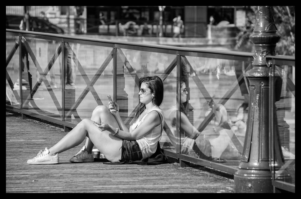 Bronzage et SMS - Tanning and SMS