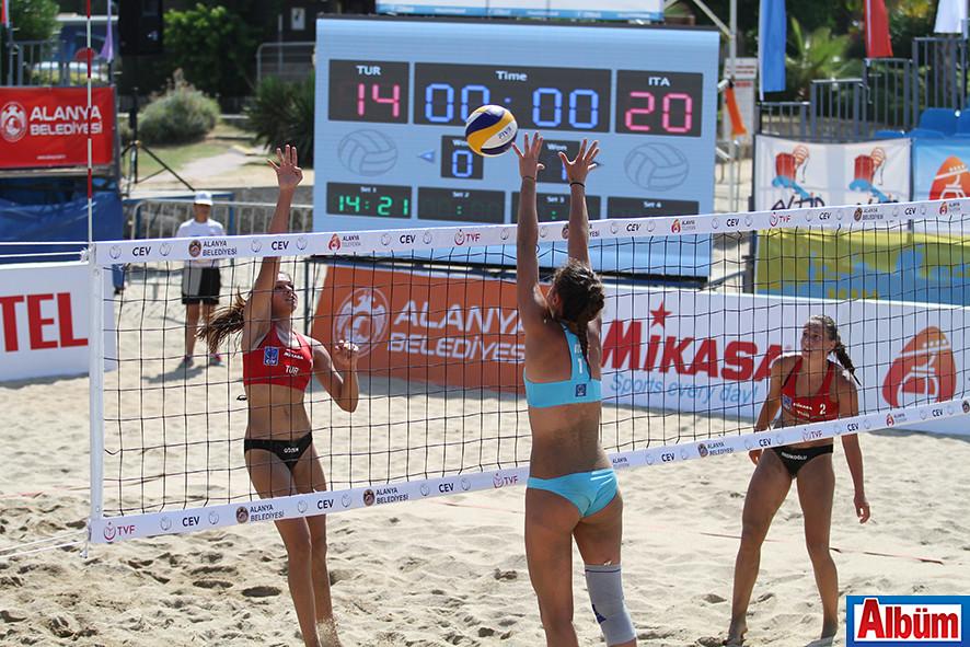 2017 CEV Bayanlar Plaj Voleybolu Avrupa Şampiyonası-8