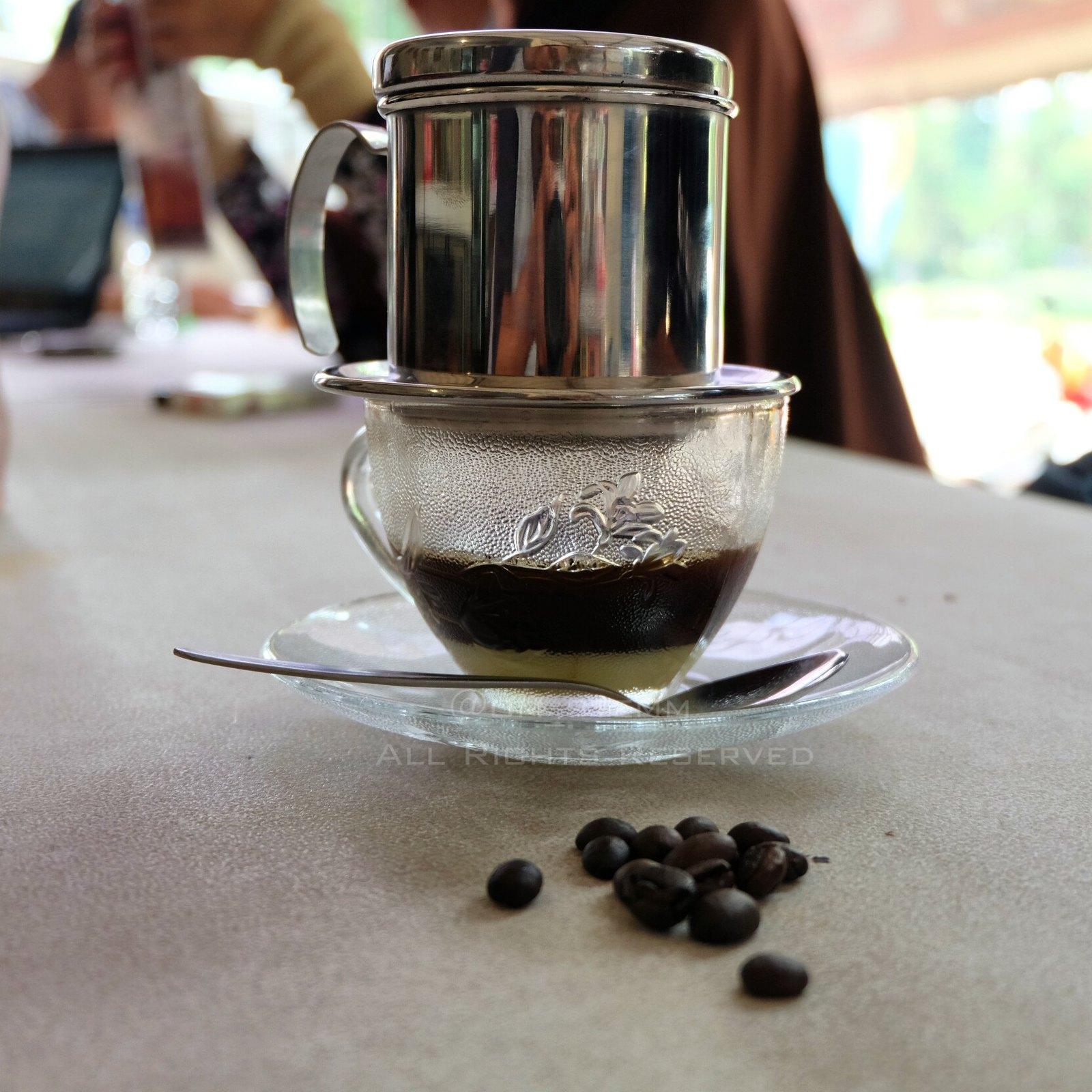 Vietnam Drip  Vietnam drip