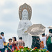Chinese prayers for the goddess Guanyin / Sanya / Hainan / China