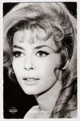 Michèle Mercier in Angélique, marquise des anges (1964)