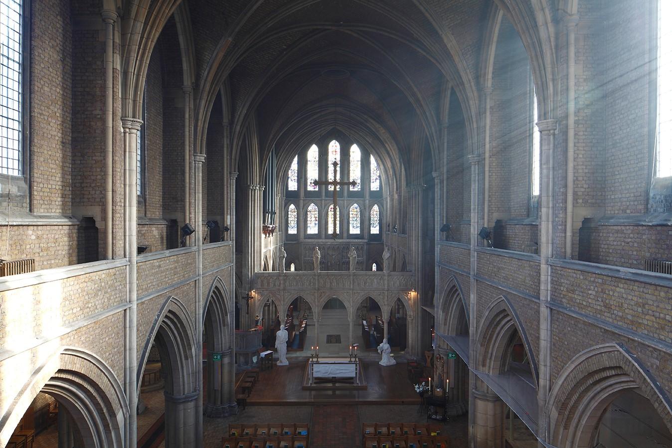 Greater London, UPPER NORWOOD, St John the Evangelist