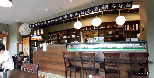 Nichiban Sushi 4 U interior