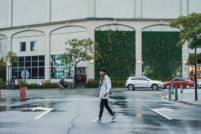Duane Bacon Nike Flynit Converse Sneakers Shoes Fashion Men Style Slack Rockwell