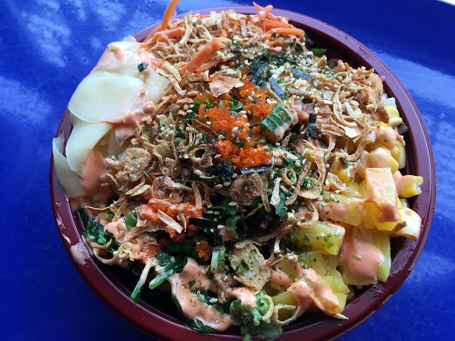 Poke bowl - Poke Delish