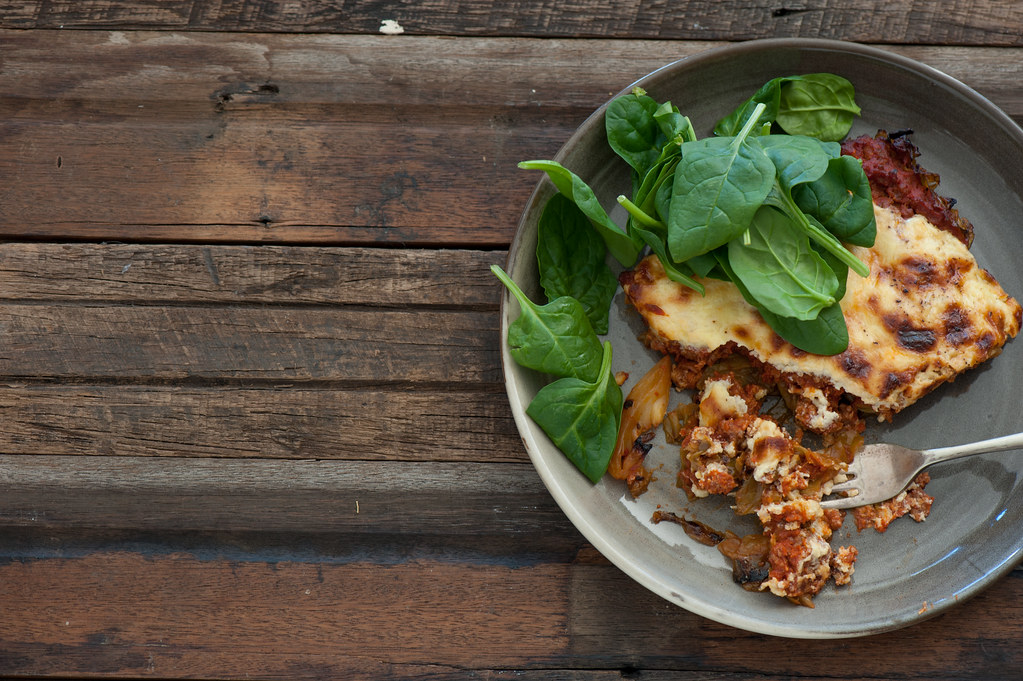 Low Carb Cabbage Lasagne-3