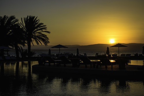 paracas pacific perú peru océanopacífico ocean pacificocean sunset sun sea sky atardecer sol mar bay bahía lahaciendabahiaparacas hotel swimmingpool