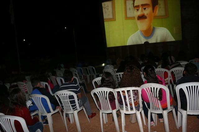 Cine Cidade - Bairro da Lagoa, Bom Jardim e Santa Ella